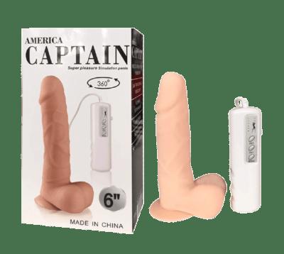 america captain 15cm