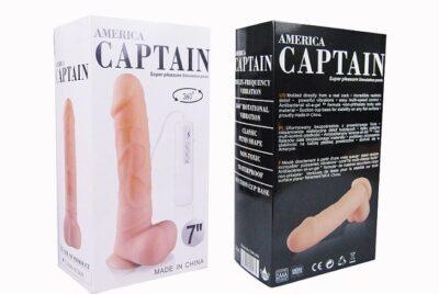 america captain 17cm