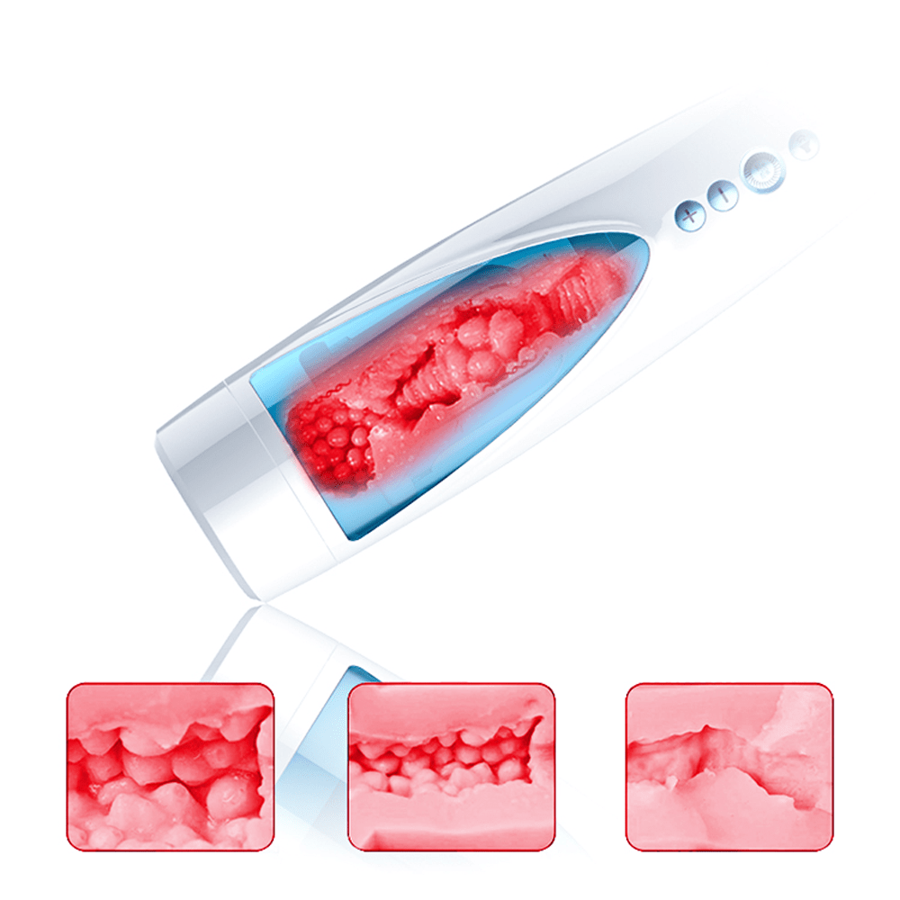 Foxshow M10 otomatik masturbasyon cihazı