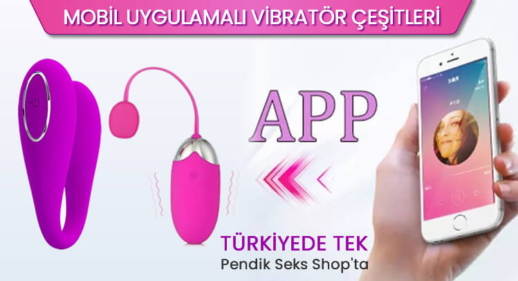Mobil uygulamalı vibratör