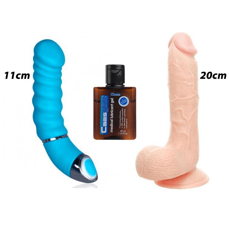 Modern Klasik vibratör seti