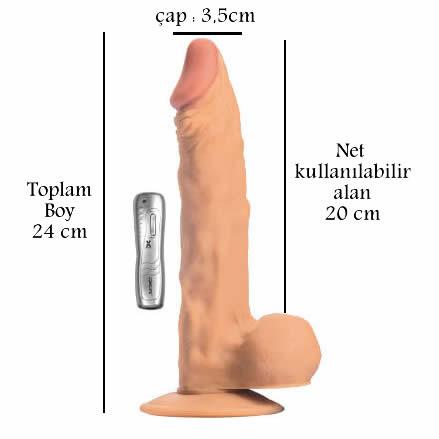 Owen 24 cm vibratör