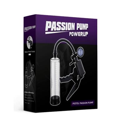 Tabancalı penis büyütücü pompa